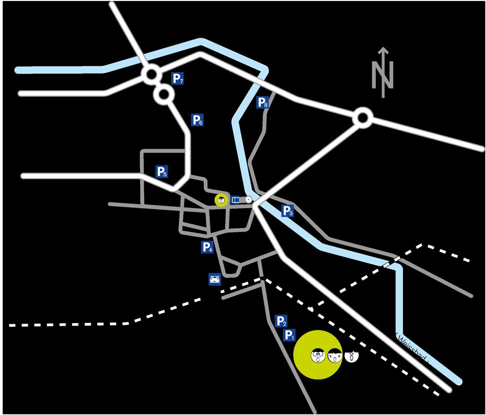 Anfahrtsplan